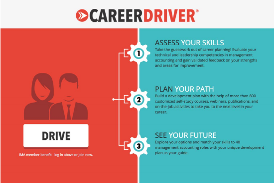 custom employee career pathing solution for IMA