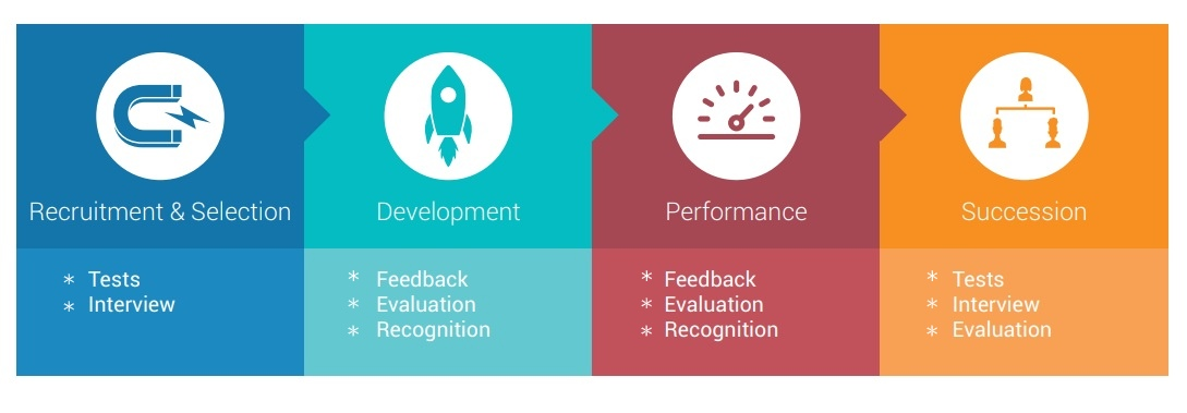 employee assessments across the talent lifecycle