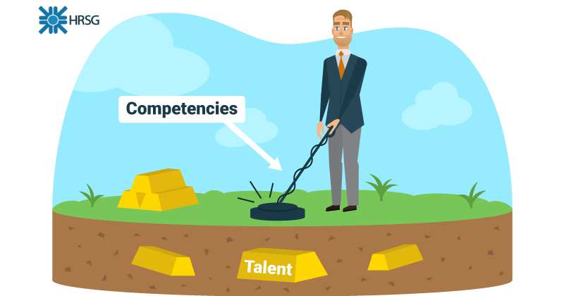 manager using competencies to find hidden talent